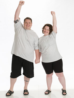 Neill and Amanda Harmer Biggest Loser Season 5