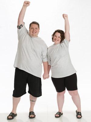 Neill and Amanda Harmer Biggest Loser Season 5