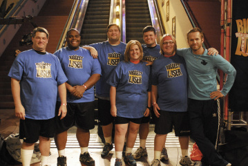 Biggest Loser Blue Team