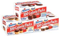 hostess 100 calorie packs