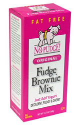 no pudge brownies
