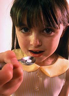 cholesterol medication for kids