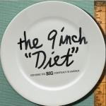 The 9 Inch Diet
