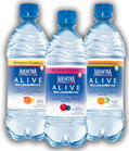 aquafina alive vitamin water