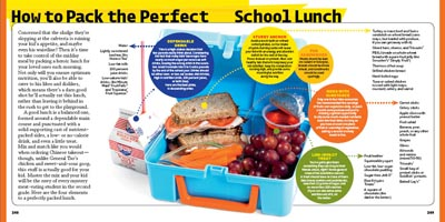 sack lunches