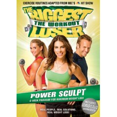 biggest loser power sculpt