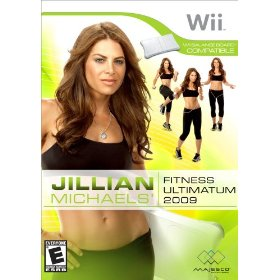 jillian michaels wii game