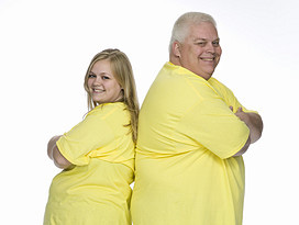 biggest loser yellow team