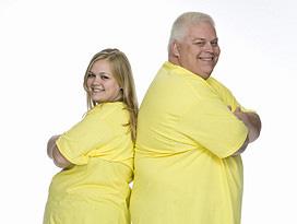 biggest loser yellow team