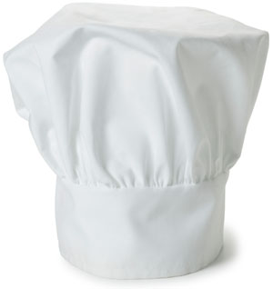 Real Chefs Hat Sew to order - ...