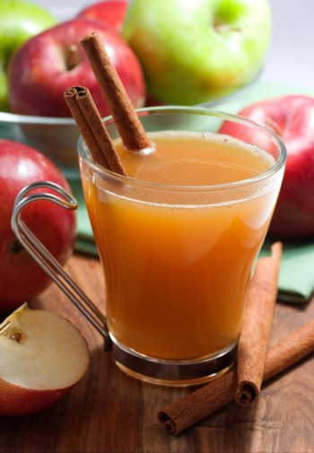 Substitute for apple cider in recipes