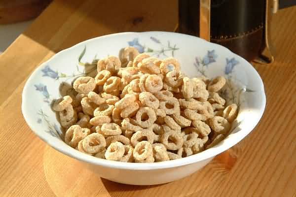 A day with me Breakfast-cereal