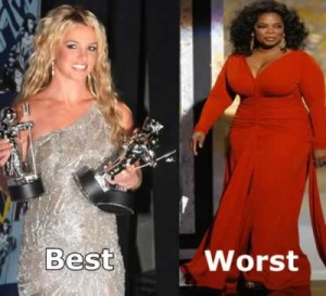 britney spears and oprah