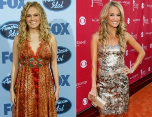 carrie underwood diet
