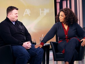 Erik Chopin won Biggest Loser 3, then gained 122 pounds. (Oprah.com)