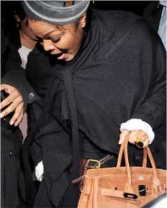 Janet Jackson Battling Weight Gain Issues