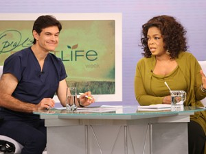 oprah and dr. oz