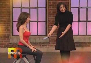 Susan Lucci On Rachael Ray