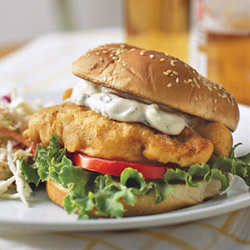 Fast food fish sandwiches make for lenten calorie bombs for How many calories in fried fish