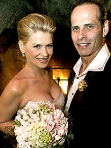 kristy swanson lloyd eisler wedding