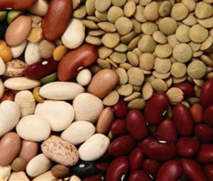 Legumes and lentils are good sources of resistant starch.
