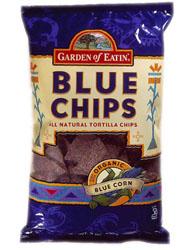 We Love Blue Corn Tortilla Chips