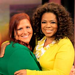 ruby gettinger and oprah