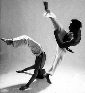 Capoeira is (via FortuneCity)