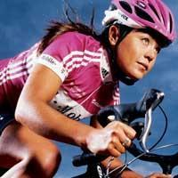Cyclist Mari Holden via MariHolden.com.