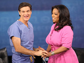 Photo courtesy of The Oprah Show
