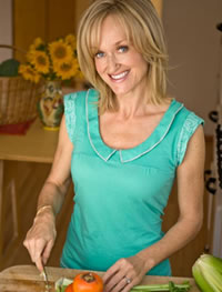 Gorgeously Green Diet author, Sophie Uliano