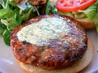 Healthy Pantry's Wild Salmon Patties