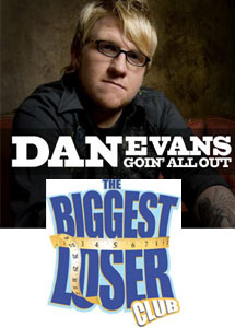 biggest loser dan evans
