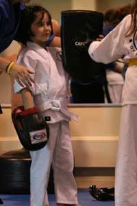 childrens muay thai class