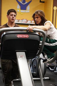mike morelli and jillian michaels