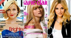 reese witherspoon magazine covers