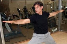 dr. oz yoga