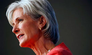 kathleen sebelius health care
