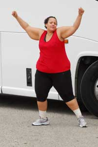 alexandra white biggest loser