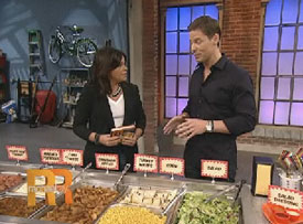 david zinczenco and rachael ray