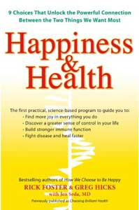 happiness and health book