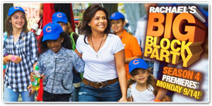 rachael ray block party