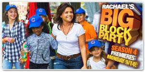 rachael ray block party