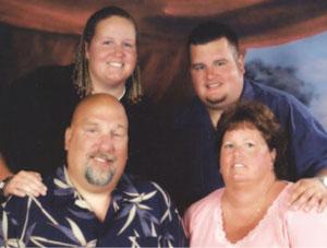 rachael ray 1200 pound family