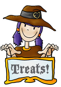 witch treats