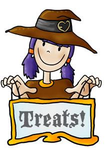 witch treats