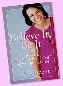 ali vincent believe it be it