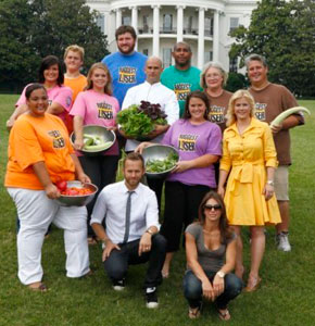 biggest loser white house salad