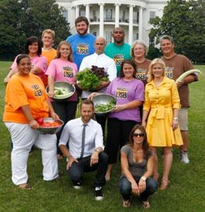 biggest loser white house salad