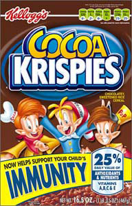 cocoa krispies immunity